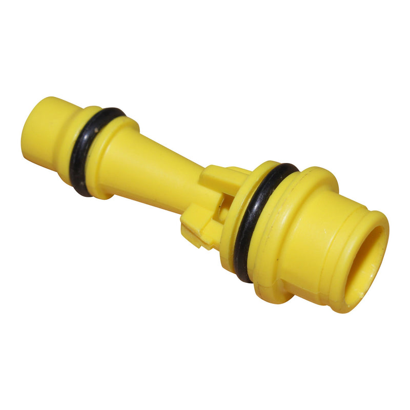 Clack Yellow Injector V3010-1G Replacement