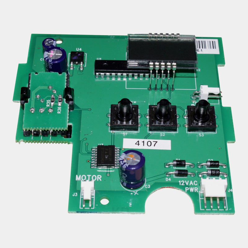 Clack WS1 3 Button Valve Circuit Board V3108TC