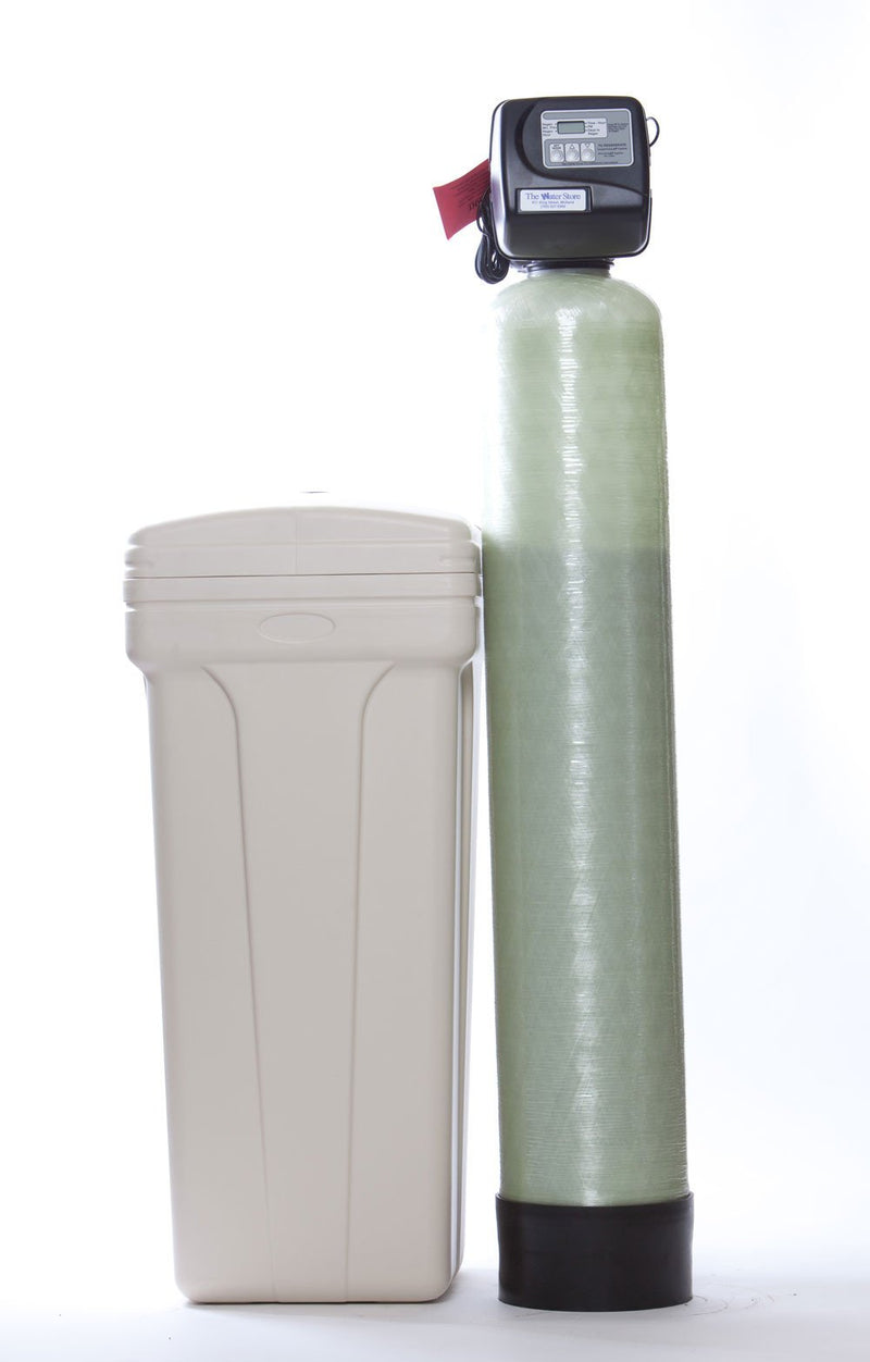 "Clack WS1 CC 2"" Water Softener 16x65 Tank WD S120BF"
