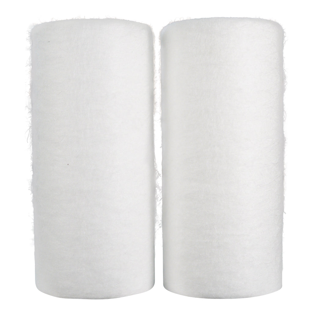 "HUM  10""BB 2501 Dual Gradient Sediment Filter 2 Pk"