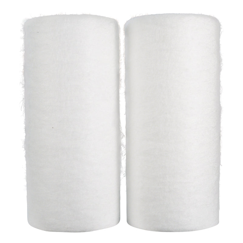 "HUM Water Care 10""BB 2501 Dual Gradient Sediment Filter 2 Pk"