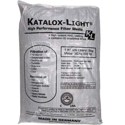 Katalox Replacement Lite Media - 1 cubic foot