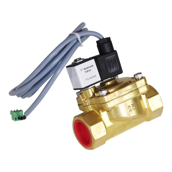 "UV Dynamics - UV 1"" Solenoid Valve Part 400454"