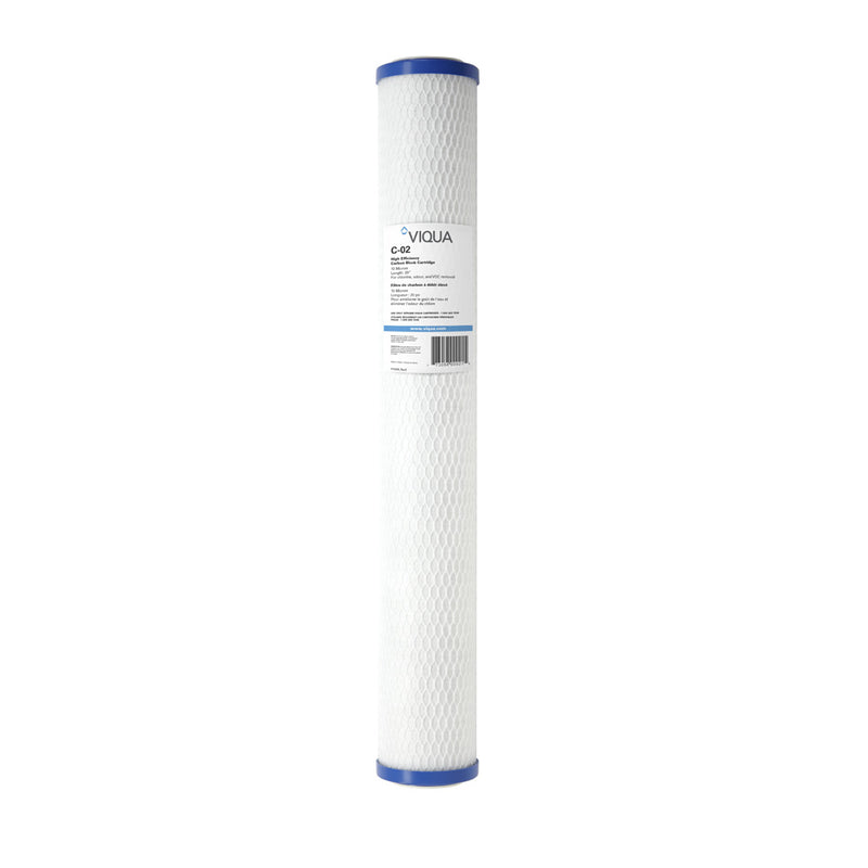 "Viqua 20"" SL Lead Removal Filter 10 M C-02PB"