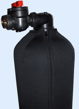 Neoprene Water Softener Sweat Jacket 13 X 54 TJ1354ZIP