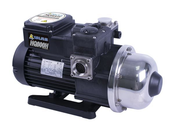 Walrus HQ800H Self Priming Booster Pump, 1 HP
