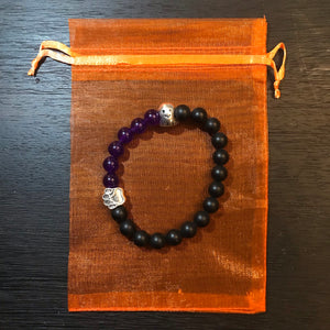 Limited Edition Ghost Halloween Paw Bracelet