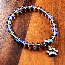 Load image into Gallery viewer, Mercury Grey Moonbeam Bracelet