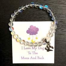 Load image into Gallery viewer, White Star Moonbeam Bracelet