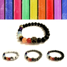 "Load image into Gallery viewer, ""Over The Rainbow Bridge"" Complete Bracelet Set"