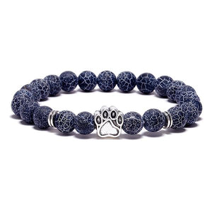 """The Four Elements"" Paw Bracelet: Earth"