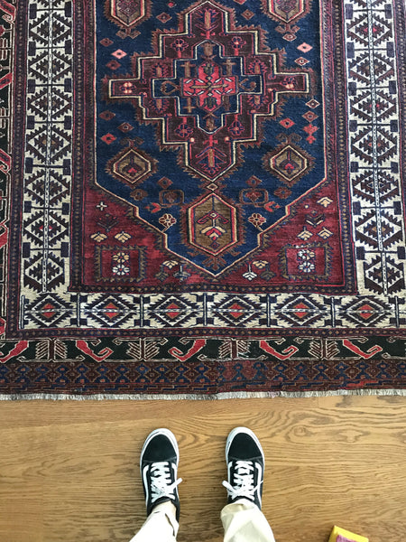 ANTIQUE KILIM RUG
