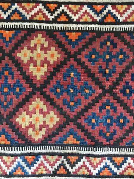 ANTIQUE KILIM RUNNER