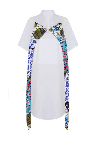 LILIACEAE MOSAIC DRESS