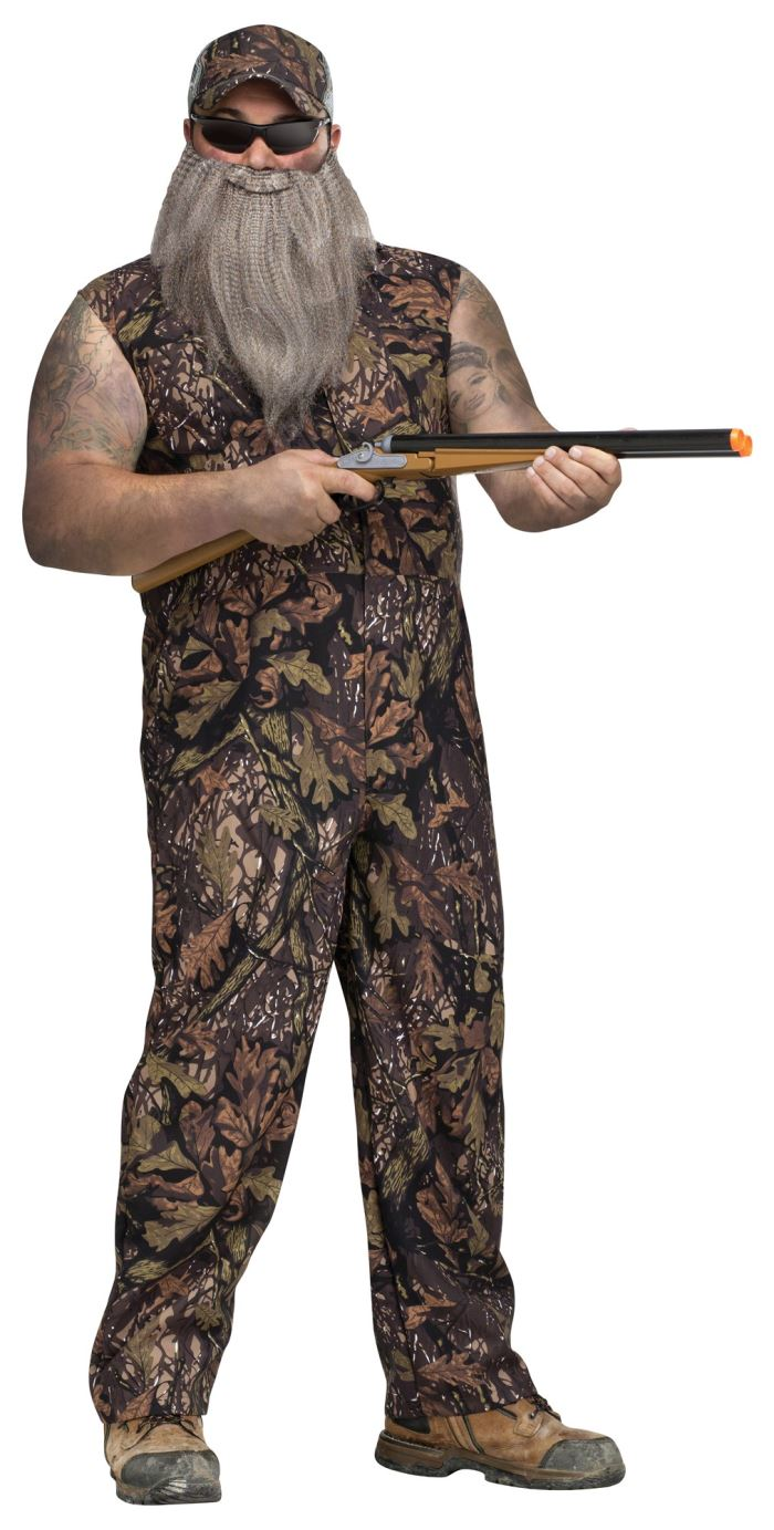 Duck Hunter Plus Size