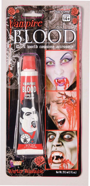Vampire Blood Tube