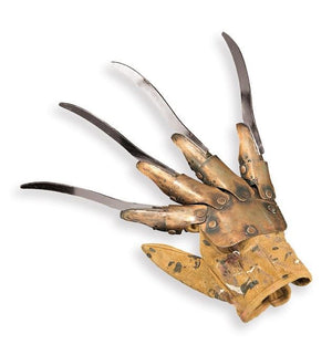 Freddy Krueger Replica Metal Glove