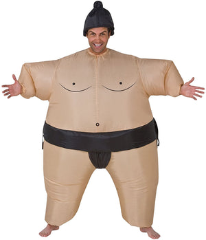 Inflatable Sumo Wrestler