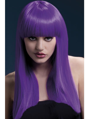 Alexia Professional Wig Purple
