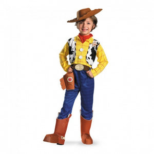 Deluxe Toy Story Woody