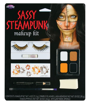 Sassy Steampunk Makeup Kit
