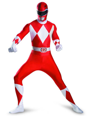 Red Ranger Body Suit