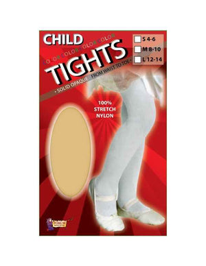 Solid Opaque Child Tights