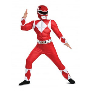 Classic Red Power Ranger