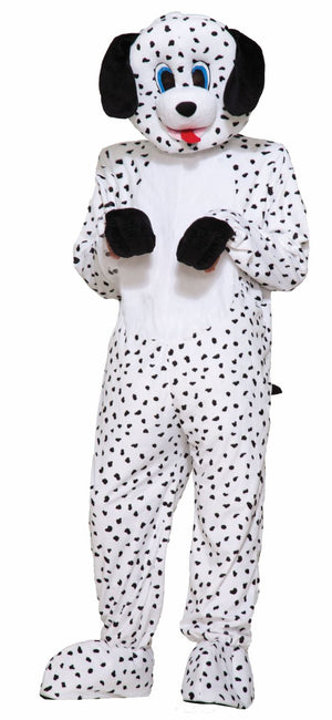 Dotty the Dalmation Mascot