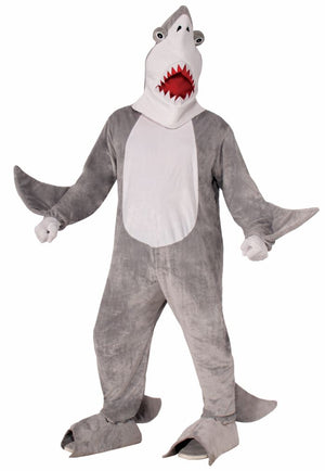 Chomper the Shark Mascot