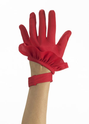 Twisted Attraction Clown Gloves