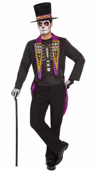 Day of the Dead Formal Tuxedo