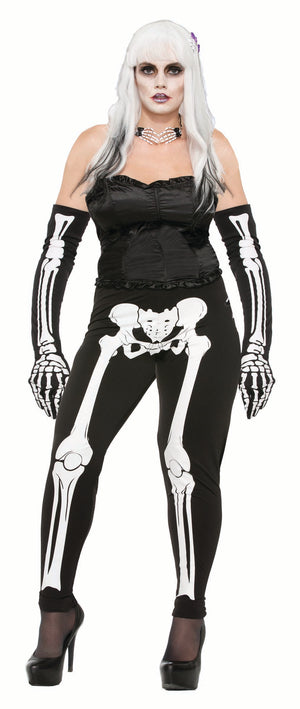 Bone Collection Plus Size Leggings