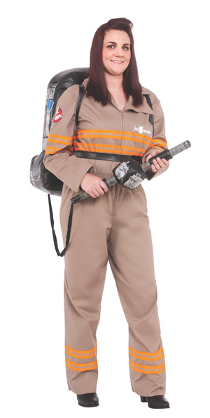 Deluxe Ghostbuster Plus Size