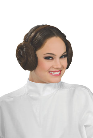 Princess Leia Headband Hair Buns