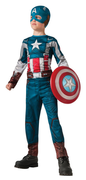 Captain America Retro Suit