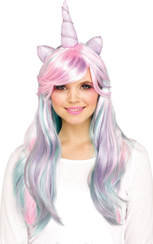 Enchanting Unicorn Wig