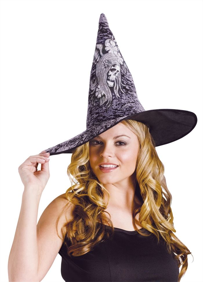 Tattoo Witch Hat