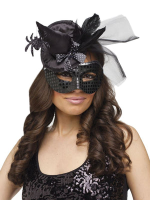 Witch Masquerade Eye Mask