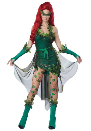 Deluxe Lethal Beauty Poison Ivy