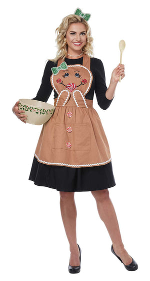 Gingerbread Apron