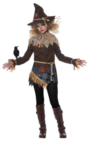 Creepy Scarecrow Teen