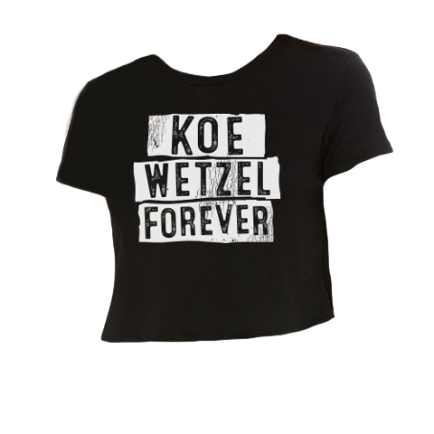 Forever/Future Ex Wife Crop Top