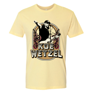 KW-Yellow Unisex T-shirt