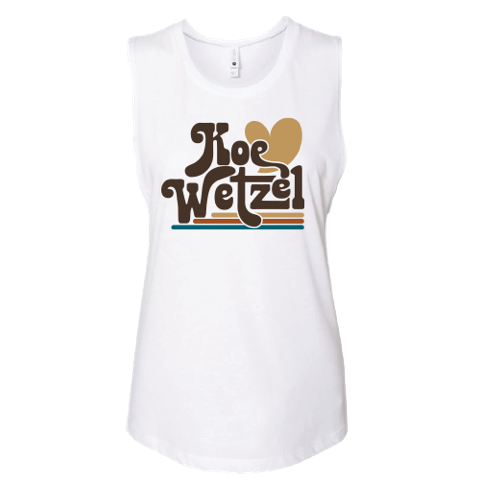Women's Heart Tank Top