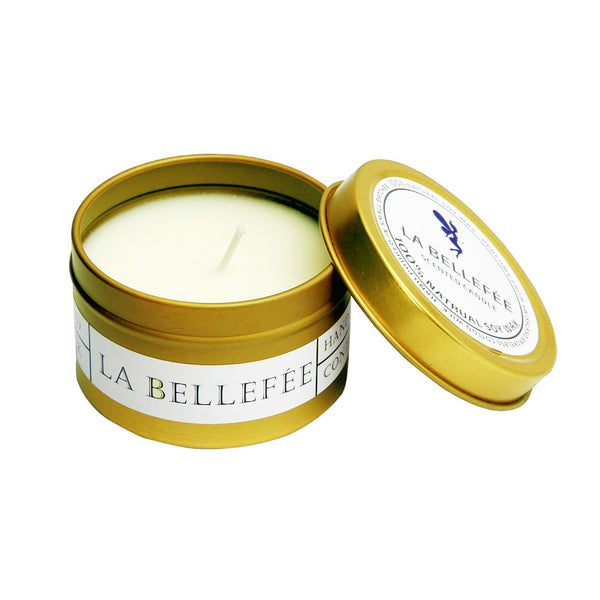 Aromatherapy Soy Wax Fragrancee Natural Oil Plant Candle