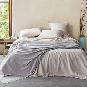 Tensile linen sheets Linen Bedding 4-Piece Bed Sheet Set