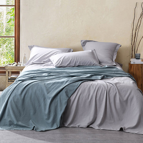 Duvet Covers Tensile Linen Bedding