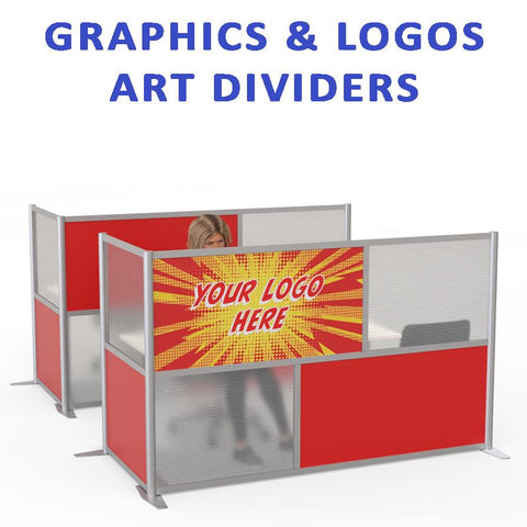 graphic art wall office partitions products collection