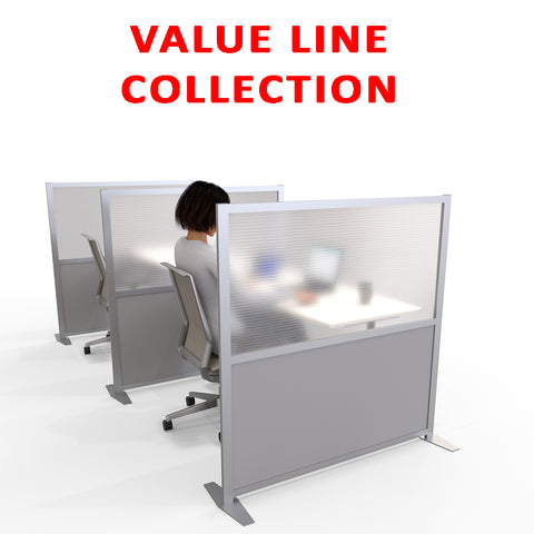 Quick Ship Value Line Collection Of Office Partitions